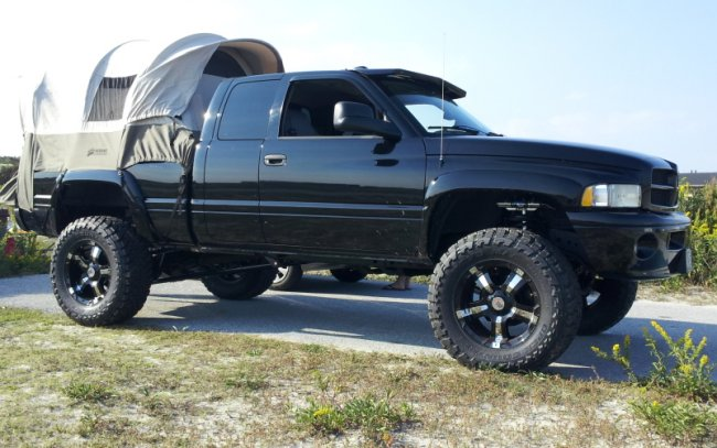 Lifted Ram 3500 >> DODGE OFF ROAD • Ram 3 Inch Performance Suspension System