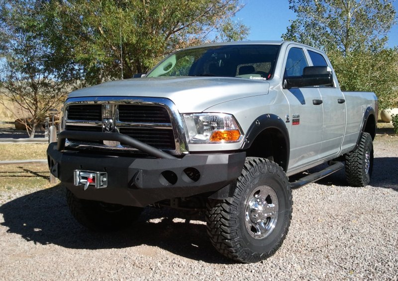 Road Rhino Bumpers Power Wagon Registry