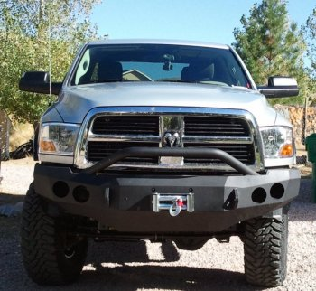 Road Rhino Heavy Duty Front Bumper